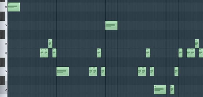 melodie simple