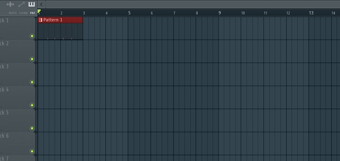 la playlist de fl studio