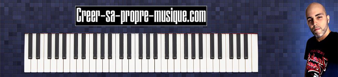 Créer sa propre musique